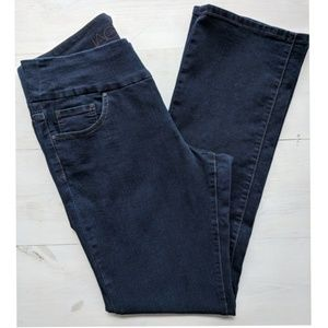 Jag Jeans pull-up dark wash jeans